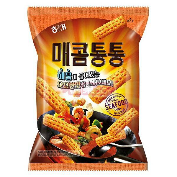 韓國餅乾 海太 咚咚餅 (海鮮口味)