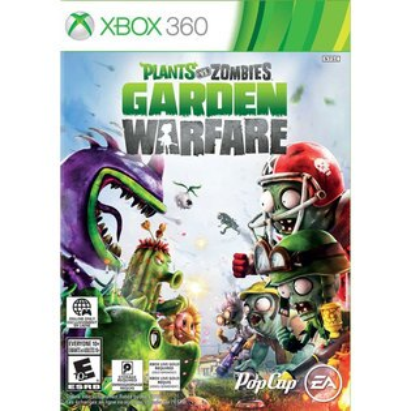 (現貨二手)XBOX360 植物大戰殭屍:花園戰爭 英文美版  Plants vs. Zombies: Garden Warfare
