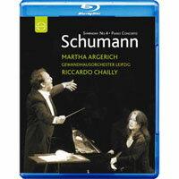 阿格麗希的舒曼之夜~舒曼逝世150週年紀念音樂會 Schumann: Argerich & Chailly (藍光Blu-ray) 【EuroArts】 - 限時優惠好康折扣