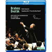 2002歐洲音樂會 在義大利西西里 Abbado conducts Brahms and Dvorak (藍光Blu-ray) 【EuroArts】 - 限時優惠好康折扣