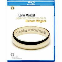 華格納:無言的「尼貝龍指環」 Lorin Maazel conducts Wagner: The Ring Without Words (藍光Blu-ray) 【EuroArts】 0