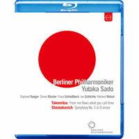 為日本祈福 佐渡裕指揮柏林愛樂 Berliner Philharmoniker & Yutaka Sado - Charity Concert for Japan (藍光Blu-ray) 【EuroArts】 0