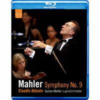 馬勒:第九號交響曲 阿巴多指揮馬勒青年管弦樂團 Mahler: Symphony No.9 (藍光Blu-ray) 【EuroArts】 0