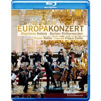 2013歐洲音樂會 在布拉格城堡西班牙大廳 Europakonzert 2013 from Prague (藍光Blu-ray) 【EuroArts】 0