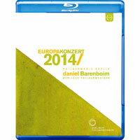 2014歐洲音樂會 莎士比亞紀念年 Europakonzert 2014 from Berlin (藍光Blu-ray) 【EuroArts】 0