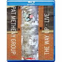 派特.曼西尼:一路向上 現場演唱會 Pat Metheny Group : The Way Up Live  (藍光Blu-ray) 【Evosound】 - 限時優惠好康折扣