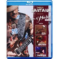 卡洛斯.聖塔納:蒙特勒藍調演唱會 Carlos Santana: Blues at Montreux 2004 (藍光Blu-ray) 【Evosound】 0