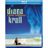 黛安娜.克瑞兒:情迷里約演唱會 Diana Krall: Live in Rio (藍光Blu-ray) 【Evosound】 0