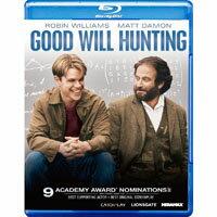 心靈捕手 Good Will Hunting (藍光Blu-ray) - 限時優惠好康折扣