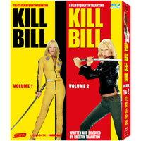 追殺比爾1&2 ~完整追殺版~ Kill Bill Vol. 1&2 (2藍光Blu-ray) 0