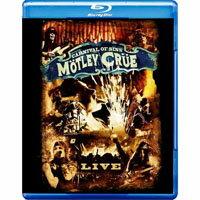 克魯小丑:罪孽嘉年華 Mötley Crüe: Carnival of Sins (藍光Blu-ray) 【Evosound】 0
