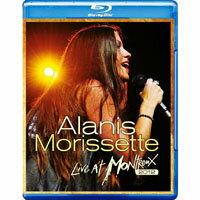 艾拉妮絲.莫莉塞特:2012蒙特勒現場演唱會 Alanis Morissette: Live at Montreux 2012 (藍光Blu-ray) 【Evosound】 - 限時優惠好康折扣