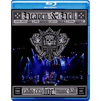 天堂與地獄:無線電城音樂廳現場 Heaven & Hell: Live from Radio City Music Hall 2007 (藍光Blu-ray) 【Evosound】 0