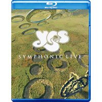 YES合唱團:交響樂現場 Yes: Symphonic Live (藍光Blu-ray) 【Evosound】 0