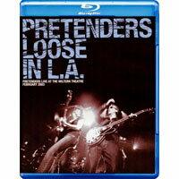 偽裝者合唱團:鬆動 洛杉磯 Pretenders: Loose in LA (藍光Blu-ray) 【Evosound】 - 限時優惠好康折扣