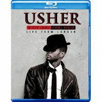 亞瑟小子:2011年OMG倫敦O2演唱會 Usher: OMG Tour Live at the O2 London (藍光Blu-ray) 【Evosound】 - 限時優惠好康折扣