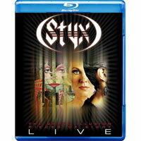 冥河合唱團:曼菲斯演現場實錄 STYX: Pieces Of 8/Grand Illusion - Live (藍光Blu-ray) 【Evosound】 - 限時優惠好康折扣