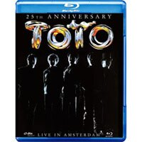 托托:阿姆斯特丹現場演唱會 Toto: 25th Anniversary Live In Amsterdam (藍光Blu-ray) 【Evosound】 0