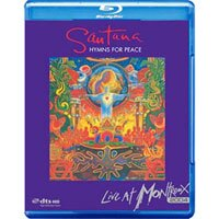 聖塔納樂團:自由讚美詩蒙特勒演唱會 Santana: Hymns for Peace (Montreux 2004) (藍光Blu-ray) 【Evosound】 - 限時優惠好康折扣
