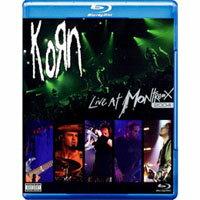 KORN樂團:瑞士蒙特勒現場演唱會 KORN: Live @ Montreux 2004 (藍光Blu-ray) 【Evosound】 0