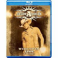 傑森.阿爾丁:大放異彩 Jason Aldean: Wide Open Live & More (藍光Blu-ray) 【Evosound】 0