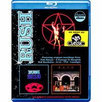 匆促樂團:2112 Rush: 2112 & Moving Pictures - Classic Albums (藍光Blu-ray) 【Evosound】 - 限時優惠好康折扣