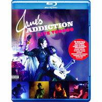 Jane's Addiction:巫毒節現場 Live Voodoo (藍光Blu-ray) 【Evosound】 0