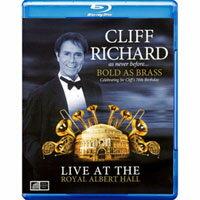 克里夫里察:盡情搖擺 Cliff Richard: Bold as Brass Live at the Albert Hall  (藍光Blu-ray) 【Evosound】 - 限時優惠好康折扣