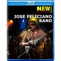 荷西.費里斯安奴:巴黎演奏會 Jose Feliciano Band: The Paris Concert (藍光blu-ray) 【Evosound】 0