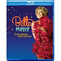 貝蒂米勒:舞孃不停歇 Bette Midler: The Showgirl Must Go On (藍光blu-ray) 【Evosound】 - 限時優惠好康折扣