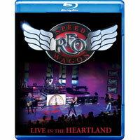 快速馬車合唱團:心臟地帶演唱會 REO Speedwagon: Live In The HEARTLAND (藍光blu-ray) 【Evosound】 - 限時優惠好康折扣