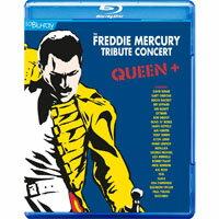 群星向皇后樂團主唱 佛萊迪.摩克瑞致敬 Various Artists: Freddie Mercury Tribute Concert (藍光SDBlu-ray) 【Evosound】 0
