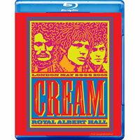 鮮奶油合唱團:皇家亞伯特廳演唱會 Cream: Live at the Royal Albert Hall 2005 (藍光Blu-ray) 【Evosound】 0
