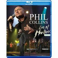 菲爾.柯林斯:蒙特勒演唱會 Phil Collins: Live At Montreux 2004 (藍光Blu-ray) 【Evosound】 0