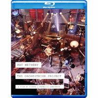 派特.麥席尼:樂團自動化 Pat Metheny: The Orchestrion Project (3D藍光Blu-ray) 【Evosound】 0
