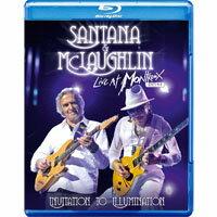 聖塔納和麥克勞克林:蒙特勒現場-邀光演唱會 Santana & McLaughlin: Live at Montreux-Invitation to Illumination (藍光Blu-ray) 【Evosound】 - 限時優惠好康折扣