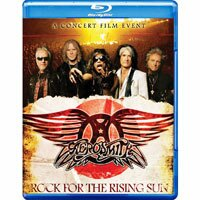 史密斯飛船:太陽升起的搖滾 Aerosmith: Rock For The Rising Sun (藍光blu-ray) 【Evosound】