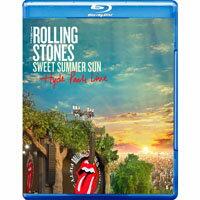 滾石樂團:甜蜜夏日之海德公園演唱會 Rolling Stones: Sweet Summer Sun - Hyde Park Live (藍光Blu-ray) 【Evosound】 - 限時優惠好康折扣