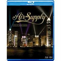 空中補給樂團:香港之夜 Air Supply: Live In Hong Kong (藍光Blu-ray) 【Evosound】