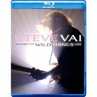 史帝夫范:野獸冒險樂園 Steve Vai: Where The Wild Things Are (2藍光Blu-ray) 【Evosound】 - 限時優惠好康折扣