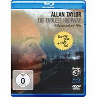 亞倫.泰勒:無盡公路 Allan Taylor: The Endless Highway (DVD+藍光Blu-ray) 【Stockfisch】 0