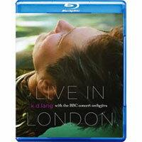 凱蒂.蘭與BBC管弦樂團:倫敦演唱會 K.D. Lang: Live In London with BBC Concert Orchestra (藍光Blu-ray) 【Evosound】 - 限時優惠好康折扣
