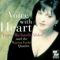 泰芮:我愛搖擺 Terrie Richards Alden: Voice with Heart (CD) - 限時優惠好康折扣