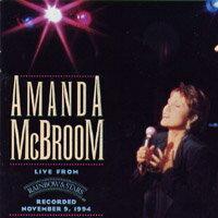 阿曼達:彩虹與星辰 Amanda McBroom: Live From Rainbow & Stars (CD) - 限時優惠好康折扣