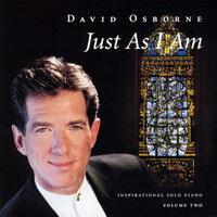 大衛.奧斯朋:聖殿琴聲 David Osborne: Just as I Am (CD)【North Star】 - 限時優惠好康折扣