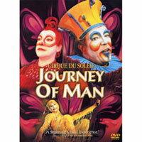 太陽劇團:人生之旅 CIRQUE DU SOLEIL: JOURNEY OF MAN (DVD)