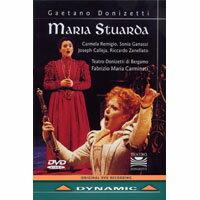 董尼才第:歌劇《瑪莉亞.史都華特》 Gaetano Donizetti: Maria Stuarda (DVD)【Dynamic】 0