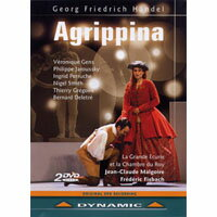 韓德爾:歌劇《阿格比納》 Georg Friedrich Handel: Agrippina (2DVD)【Dynamic】 0