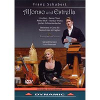 舒伯特:歌劇《阿方索與埃斯特蕾拉》 Franz Schubert: Alfonso und Estrella (DVD)【Dynamic】 0