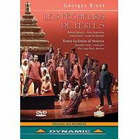 比才:歌劇《採珠者》 Georges Bizet: Les Pecheurs de Perles (DVD)【Dynamic】 0